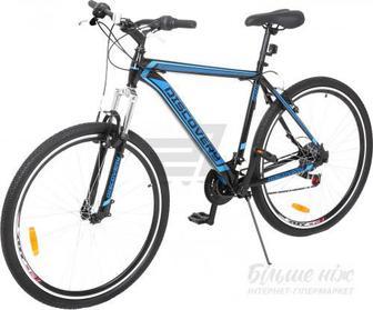 """Велосипед Discovery 21"""" Push чорно-синій RET-DIS-29-002"""