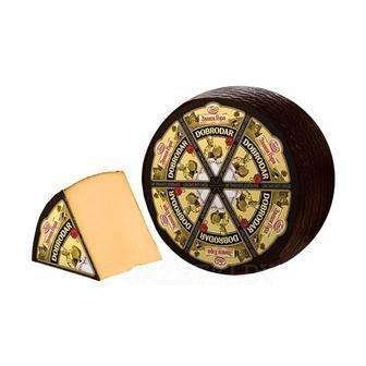 Сир 50% Добродар Звенигора кг