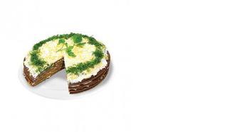 Торт печеночный, КЛАСС, 100г