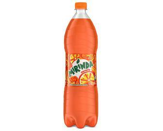 Скидка 25% ▷ Напій Mirinda зі смаком апельсина, 1,5л