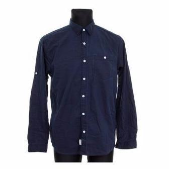 Рубашка тёмно-синяя TOM TAILOR