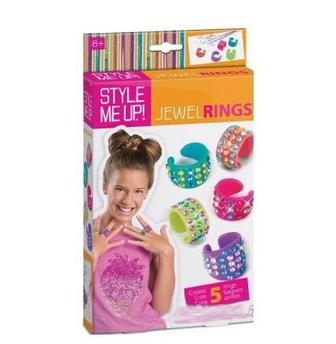 Набор для изготовления колец Jewelring Style Me Up (00557)