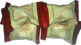 Цукерки ТПрестиж Секрет кокос ваг за 100гр