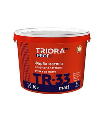 Фарба Інтер'єрна  матова TR-32 Triora