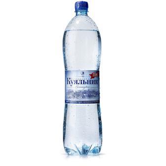 Вода мінеральна Куяльник 1.5л