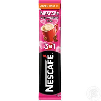 Напій кавовий 3 в 1 Нескафе 13 г