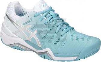 Кросівки Asics GEL-RESOLUTION 7 E751Y-1493 р.10 блакитний
