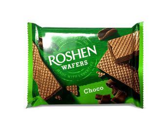 Вафлі Roshen Wafers шоколад, 72 г