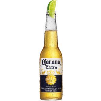 Пиво Corona Extra с/б 0,355л