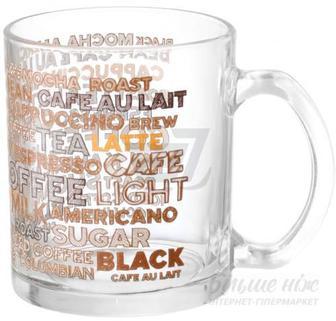 Чашка Розпис кави 340 мл Danore