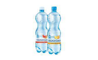 Вода Оболонська зі смаком грейпфрута та імбиру, газована зі смаком лимона та апельсина Оболонь 2 л