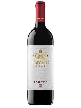 Вино Torres Coronas красное сухое 0.75л
