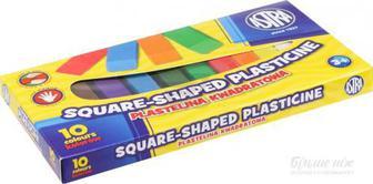 Пластилін 10 кольорів 303115006 Astra