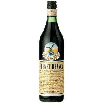 Настойка Фратели Бранка Дистилери Fernet-Branca 0,7 л