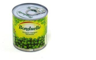 Горошок зелений з/б, Bonduelle, 425мл