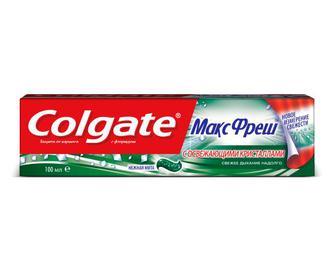 Паста зубна Colgate Макс Фреш «Ніжна м'ята» 100 мл