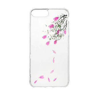 Natural Flowers Case for Xiaomi Redmi 4a Pink