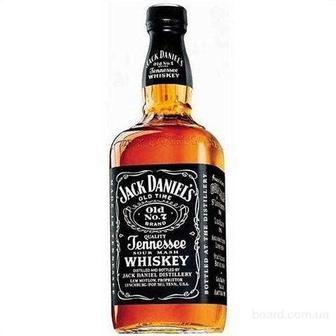Виски Jack Daniels, 40.0%, 0.7л