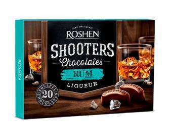 Цукерки Roshen Shooters Rum, 150г