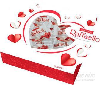 Цукерки Raffaello Heart 120 г (4607086410349)