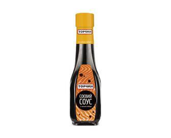 Соєвий соус Торчин, зі смаком імбиру, 190 мл