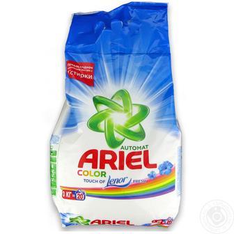 Стиральный порошок Ariel Lenor Color 3кг