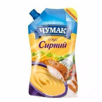 Соус Сирний або Тартар Чумак 200 г
