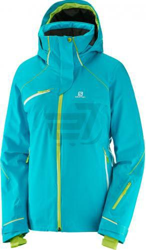 Куртка Salomon Speed Jkt W L39740000 L бірюзовий