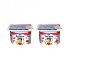 Йогурт Растишка 2%, 115г, DANONE