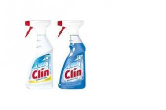 Средство моющее для стекол курок, 500мл, CLIN