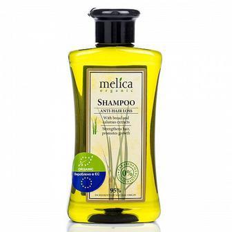 Шампуні та бальзами для волосся Melica Organic