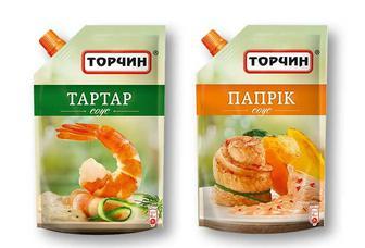 Соус «Тартар»/«Папрік» «Торчин 200 г