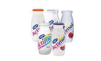 Напій молочний 1,5% 1,6% Актімель Данон 100 г