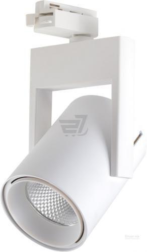 Трековий прожектор Светкомплект LED FW-R 30 WH 30 Вт 4200 К білий