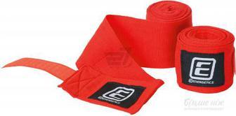 Боксерські бинти Energetics Box Bandage elastic TN 225560 червоний