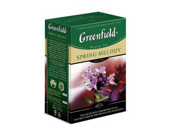 Чай чорний Greenfield Spring Melody, 100 г
