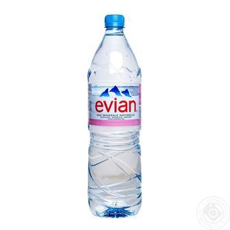 Вода мінеральна EVIAN