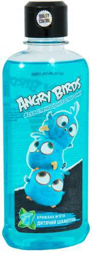 Шампунь дитячий Angry Birds Льодяна м'ята 250 мл