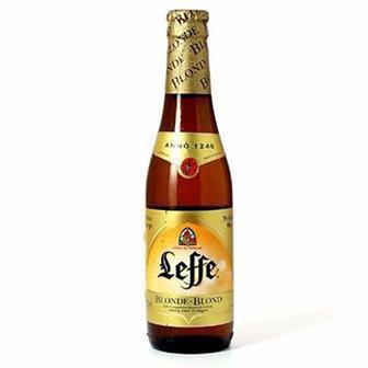 Пиво Леф Блонд 0,33л