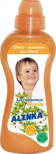 Пінка-шампунь Alenka з екстрактом череди 500 мл
