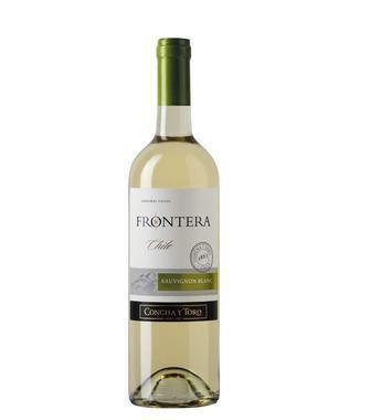 Вино Совиньон Блан, Каберне совиньон Фронтера красн., белое сухое, 0,75 л