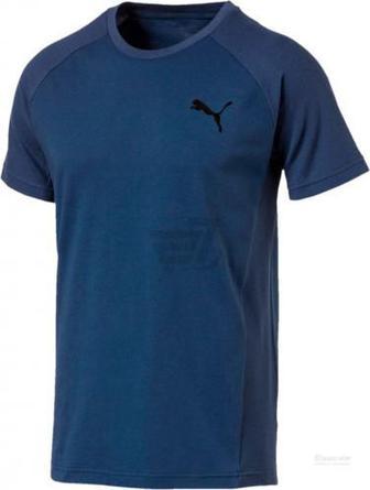 Футболка Puma Evostripe Move Tee 59490150 L синій
