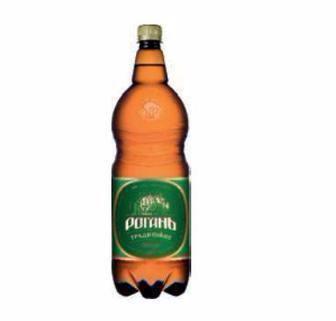 Скидка 19% ▷ Пиво  світле Рогань Традиційне/Янтар Світле 2л