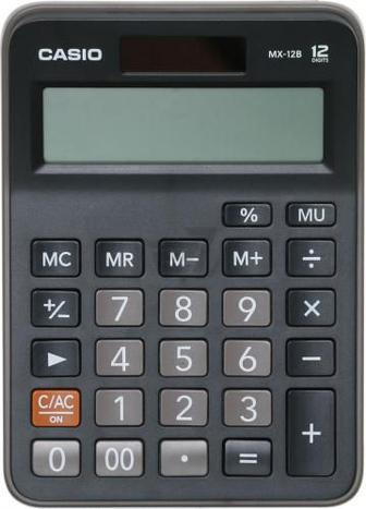 Калькулятор MX-12B-W-EC Casio