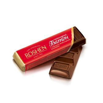Батончик Roshen Помадно-шоколадний 43 г