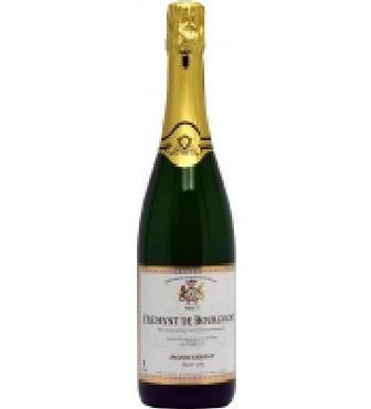 Вино ігристе Cremant de Bourgogne брут біле 0,75 л 12,50%