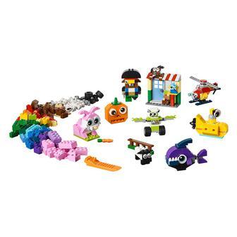 Конструктор LEGO Classic Кубики и глаза (11003)