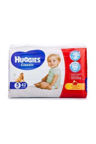 Подгузники Huggies Classic р5 11-25 кг 42 шт