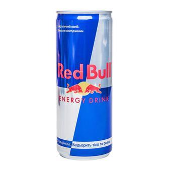 Напій енергетичний Red Bull 0,473 л