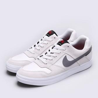 Кеди кремові Nike Men's Sb Delta Force Vulc Skateboarding Shoe